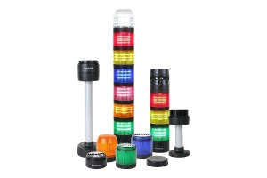 Светосигнальные колонны и маячки