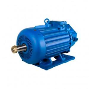 Асинхронные трехфазные электродвигатели крановые серии МТ, 4МТ, АМТ, ДМТ4