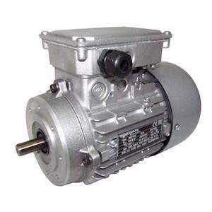 Трехфазные асинхронные электродвигатели с тормозом INNOVARI (Италия)