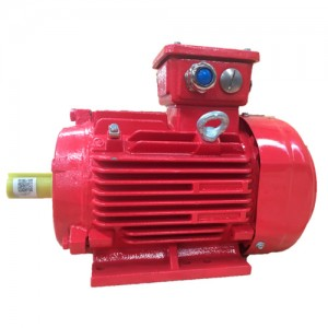 Дымоотводный двигатель Motovario серии Smokespill