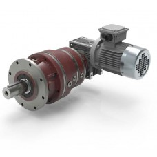 Планетарные двухступенчатые мотор-редукторы Chiaravalli серии CHPL