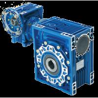 Червячные двухступенчатые мотор-редукторы SITI серии KPC