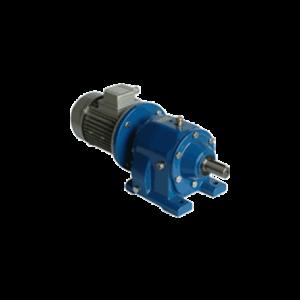 Соосно-цилиндрические трехступенчатые мотор-редукторы SITI серии MHL