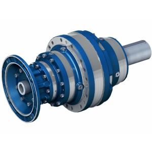 Планетарные четырехступенчатые мотор-редукторы STM серии EX/V
