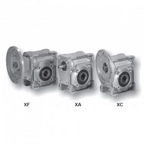 Червячные одноступенчатые мотор-редукторы Tramec серии XC