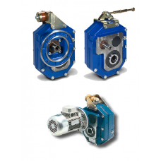Цилиндрические насадные двухступенчатые мотор-редукторы Tramec серии PA