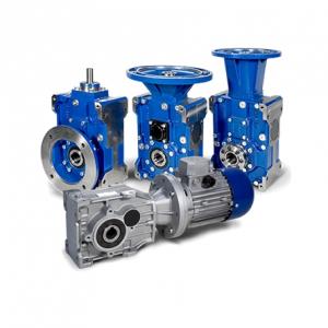 Коническо-цилиндрические двухступенчатые мотор-редукторы Tramec серии T