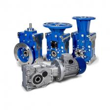 Коническо-цилиндрические трехступенчатые мотор-редукторы Tramec серии T