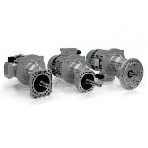 Цилиндрические одноступенчатые мотор-редукторы Varvel серии MRP-G