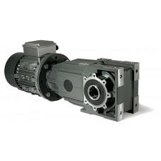 Коническо-цилиндрические трехступенчатые мотор-редукторы Varvel серии MRO
