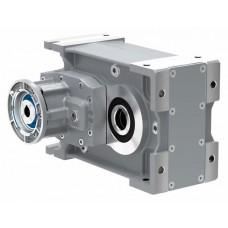 Цилиндрические двухступенчатые мотор-редукторы Innovari с параллельными валами