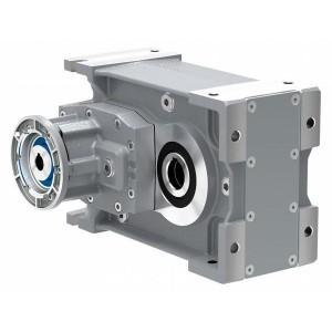 Цилиндрические трехступенчатые мотор-редукторы Innovari с параллельными валами