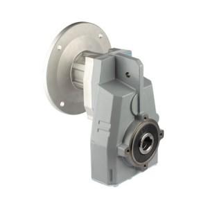 Насадные цилиндрические двухступенчатые мотор-редукторы Innovari