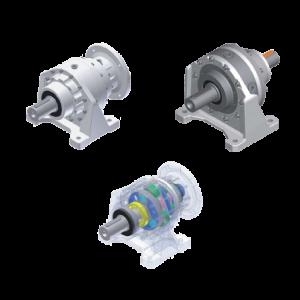 Планетарные одноступенчатые мотор-редукторы SITI серии NRG