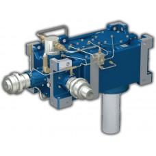 Коническо-цилиндрические одноступенчатые редукторы STM серии RXP/MX