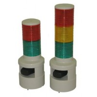 Светодиодная сигнальная колонна INNOCONT серии SFL100B