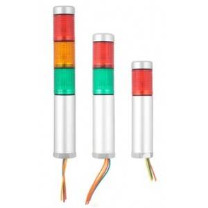 Светодиодная сигнальная колонна INNOCONT серии TL25